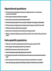 Copywriter interview questions PDF