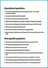 Technical Lead interview questions PDF